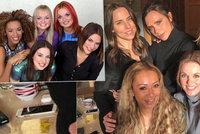Spice Girls si uřízly ostudu: Co je to šmouhu na mobilu?