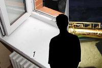 """Muzikant, akrobat a hlavně zloděj: Podívejte se na neuvěřitelné krádeže """"starého známého"""" policistů"""