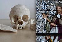 V Plzni tisknou z kukuřice ostatky sv. Jana Nepomuckého na 3D tiskárně: Chce je kostel v Čeladné