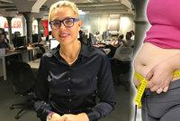 """Česko ničí obezita. """"Tlouštíkům"""" hrozí rakovina či inkontinence, varuje lékařka"""