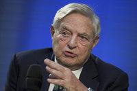 """Soros """"upekl"""" plán, jak udržet Brity v EU. Zmínil i kvóty na migranty"""