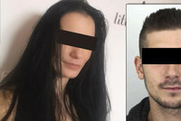 Dominika (†21) utopil vrah v jímce: Chtěl zabít i matku dítěte, které zneužíval?!