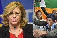 "Ghetta migrantů jsou ""bomby"", varuje eurokomisařka. A volá po miliardách do integrace"