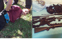 Nejvíc za 20 let. Střelnou zbraní zemřelo za rok tolik lidí, že by naplnili okresní město