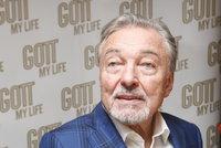 Karel Gott je v nemocnici! Mistr bojuje s těžkou nemocí