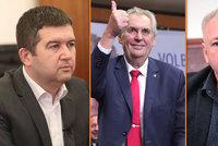 """""""ČSSD jsem varoval,"""" říká Chovanec. Politické """"partii"""" podle exministra vládne Zeman"""