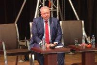 Chovanec promluvil o porážce a házení klacků pod nohy: Uškodila mi i známá tvář