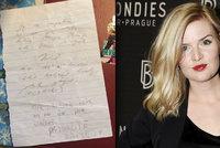Odmítnutí pro Štíbrovou: Její vysněný kluk chtěl prsatější kamarádku