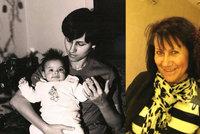 Eva Decastelo zveřejnila fotky ze soukromí, které dělí 40 let!