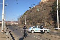 Vyšehradský tunel se uzavřel kvůli nálezu munice. Stojí i tramvajová doprava