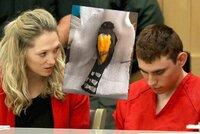 Floridský střelec sledoval smrt svého otce: Sám se pokusil o sebevraždu, do školy nosil mrtvé ptáky
