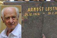 """Před sedmi lety zemřel Arnošt Lustig (†84). """"Měl rád Pražský hrad, klobásu na Václaváku a studené pivo,"""" říká jeho múza"""