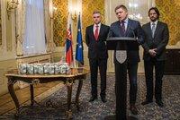 Fico si chce po vraždě Kuciaka přes víkend pojistit koalici. Odstoupí Kaliňák?