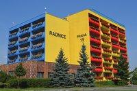 Plánovaný 11patrový dům budí vášně v Praze 15: Opozice se bojí, aby nebyl větší a vyšší