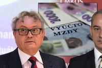 Česká minimální mzda? Pakatel, vyšší mají i Slováci. Firmy: Růst nikomu nepomůže