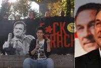 Ukázat politikům zdvižený prostředník je svoboda slova, rozhodl soud v Rakousku