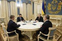 Ukrajina je po zastavení dodávek plynu z Ruska v krizi, školáky čekají prázdniny