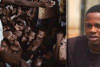 Z uprchlíka, který chtěl do Evropy, udělali otroka: Chovali se k nám jak ke zvířatům