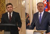 Vražda novináře Kuciaka: Kiska jedná se stranami, Fico ho za to stírá