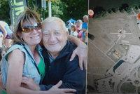 Zdrcený vdovec hledá ztracený foťák: Má na něm poslední snímky své ženy