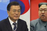 Zlom na Korejském poloostrově? Sever a jih se dohodly na summitu a horké lince