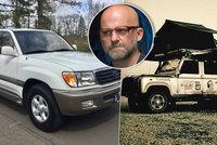 Hvězda Dabing Street Hynek Čermák: Posedlost drahými auty!