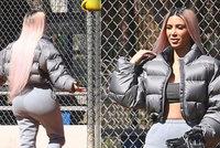 Tak tohle nevychytala! Kim Kardashian vypadala jako panáček Michelin