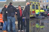 Ve Stodůlkách našli mrtvé dítě v igelitce: Na místo dorazil i šéf mordparty Josef Mareš