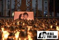Vražda Kuciaka a Ficův boj o přežití. Podívejte se, jak na Slovensku sílí krize