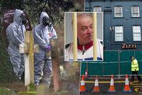 Záhada otravy exšpiona Skripala roste. Specialisté zkoumají hrob jeho ženy i syna