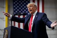 Trump se těší na schůzku s Kimem. Čeká obrovský úspěch a dohodu snů