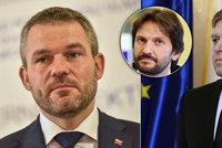Po vraždě Kuciaka je ve hře stále pád celé vlády, potvrdil Ficův kolega