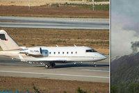 Na letu z Emirátů havarovalo v íránských horách turecké letadlo: zemřelo všech 11 lidí