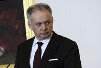 Kiska v problémech: Prezidentova firma podváděla s daněmi, tvrdí policie
