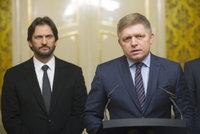 Nejmenší slovenská strana Most-Híd chce předčasné volby, jinak odejde z koalice. Fico to odmítá