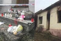 Starosta obce, kde uhořely 3 děti se bojí o sbírku: Peníze shrábnou exekutoři?