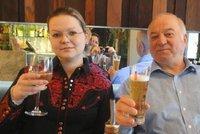 Otrava exšpiona: Paralytickou látku nejspíš přivezla z Moskvy jeho dcera