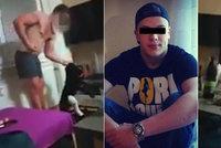 Jakub (24) z Prachatic zkopal a škrtil štěně: Pes je v kritickém stavu, mladíka za to někdo zbil