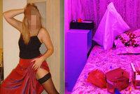 Jak si české matky a manželky vydělávají sexem! Zpověď profesionální společnice
