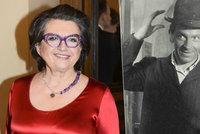 Kronerová o anonymech kvůli filmu: Nestydíš se, ty bílý žide, psali jejímu tátovi
