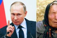 Baba Vanga předpověděla 11. září a Brexit: Splní se její mrazivá proroctví o Rusku Vladimira Putina?