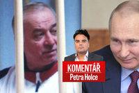 """Komentář: S """"chuligánem"""" Putinem vítězí jed, válka a fake news"""