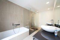 Zářivé spáry v koupelně během chvilky?