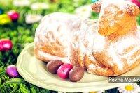 Nejlepší recept na velikonočního beránka: Vláčný tvarohový, piškotový i biskupský