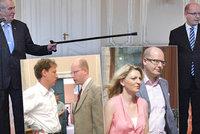 Zemanova potupa, vláda s Grossem i ztráta ženy. Co Sobotka zažil v politice?