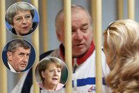 Babiš mluvil v Bruselu o ruské lži. Otrávený exšpion zůstává v kritickém stavu