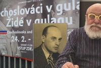 Neuvěřitelný osud: Otec herce Arnošta Goldflama přežil koncentrák, nucené práce v Sovětském svazu i válečná zranění