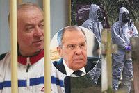 Lavrov o Skripalových: Nemohli být otráveni novičokem, to by neměli nejmenší šanci