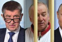 Brusel odvolal velvyslance z Moskvy. Češi řeší vyhoštění ruských diplomatů