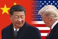 """""""Šikanujete nás,"""" stěžuje si Čína Američanům. Obchodní válka velmocí pokračuje"""